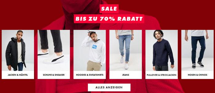 ASOS Winter Sale