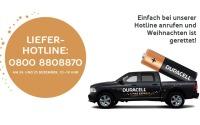 Duracell XMAS Express: Kostenlose Batterien