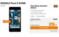 Google Pixel 2 + Telekom Comfort Allnet
