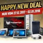 Notebooksbilliger Happy New Deals