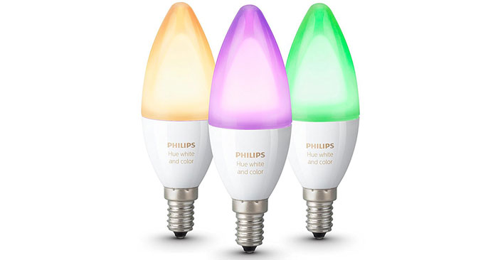 Philips Hue E14 White and Color