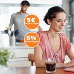 5€ OBI Offline-Gutschein für den Markt in Ihrer Nähe (ab 40€ Einkaufswert)