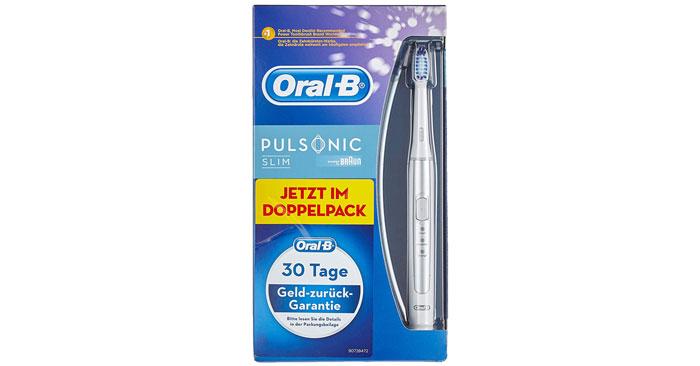 Braun Oral-B Pulsonic Slim Schallzahnbürste