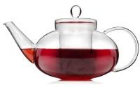 Sänger Teekanne aus Glas mit Teesieb