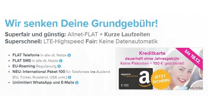 Tarifhaus Allnet-Flat Handytarif