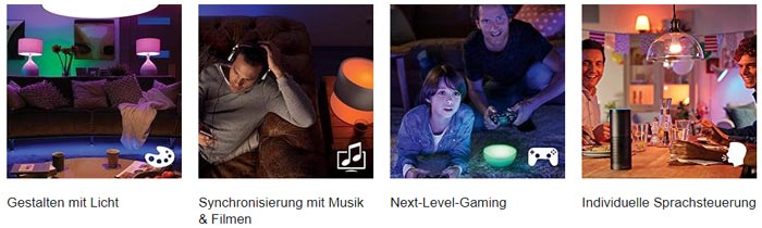 Was kann Philips Hue?