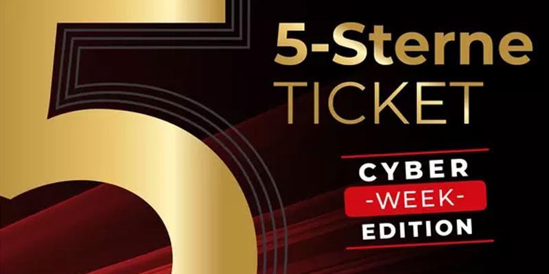 CineStar 5 Sterne Ticket