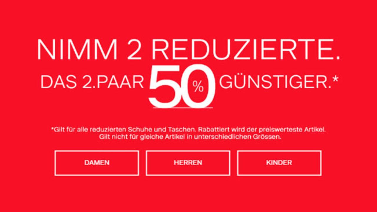 Halben Deichmann Rabattjedes Preissale ChaussuresZum 2paar Yyb67fg