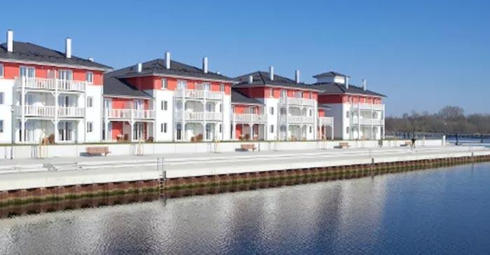 Dorfhotel Boltenhagen Außenansicht