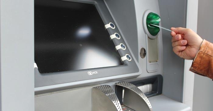 Barclaycard Geld abheben