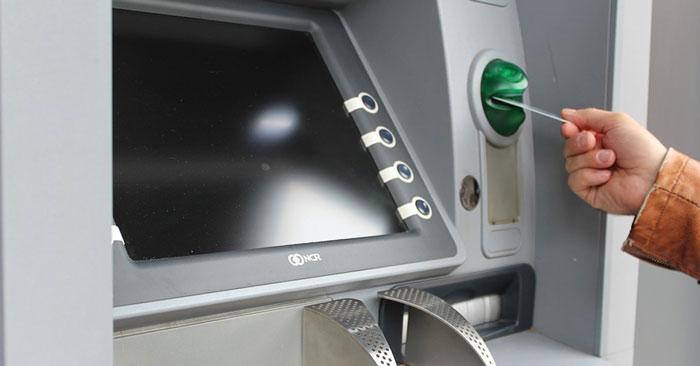 Bargeld abheben Santander 1Plus Visa Card