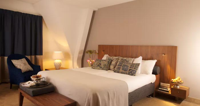 Grand Hotel Ter Duin Zimmer