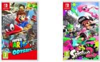 Günstige Nintendo Switch Spiele