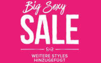 Hunkemöller Big Sexy Sale