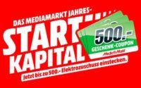 Media Markt Jahres-Startkapital