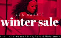 mysportswear Aktion: adidas, Puma & Under Armour