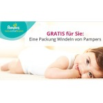 Pampers Aktion