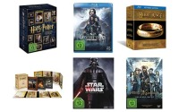 19% Rabatt auf Blu-Rays & DVDs