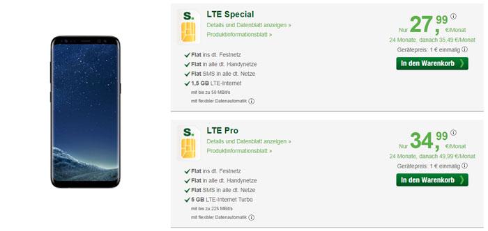 Smartmobil LTE Special Tarif