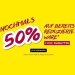 50% Takko Fashion Gutschein auf Sale-Kleidung für Männer, Frauen & Kinder