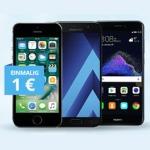 winSIM LTE All 2 GB Tarif + diverse Smartphones ab 12,99€/Monat