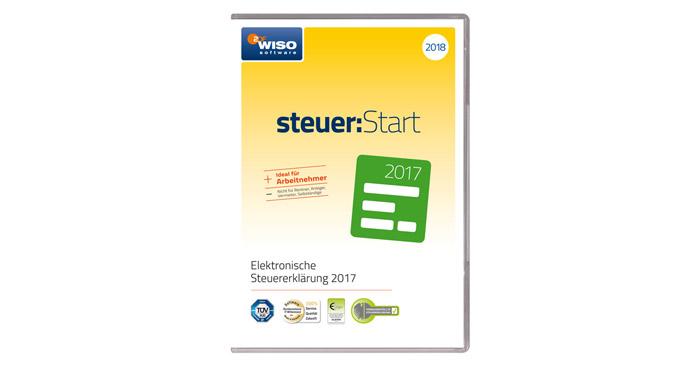 WISO Steuer Start 2018