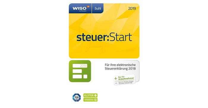 WISO Steuer Start 2019