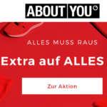 About You Sale + 30% Extra-Rabatt auf bereits reduzierte Kleidung