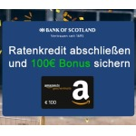 Bank of Scotland Ratenkredit