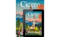Zeitschrift Cicero Abo