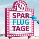 Eurowings Sparflugtage: 2 Millionen Tickets nach Europa ab 16,99€