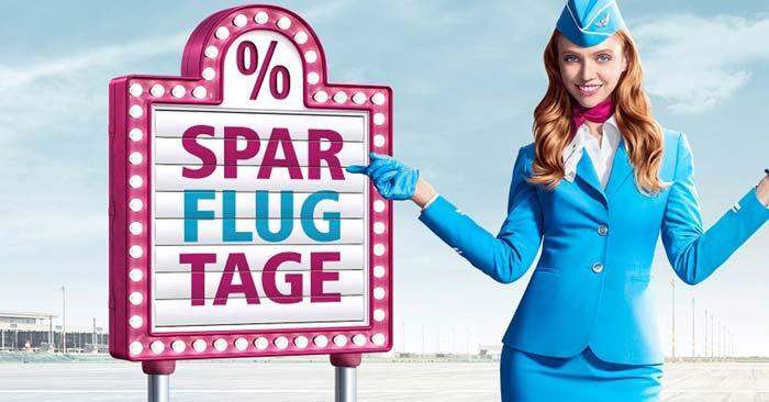 Eurowings Sparflugtage