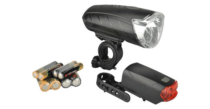 Fischer LED Fahrradlichter 85340