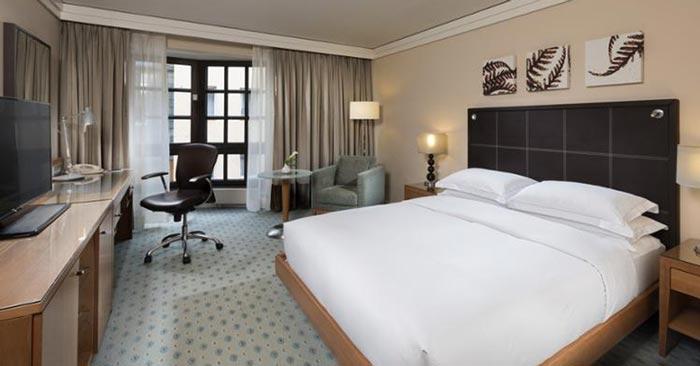 Hilton Hotel Dresden Zimmer