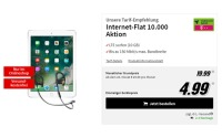 Apple iPad (2017) + Telekom Datenflat 10.000
