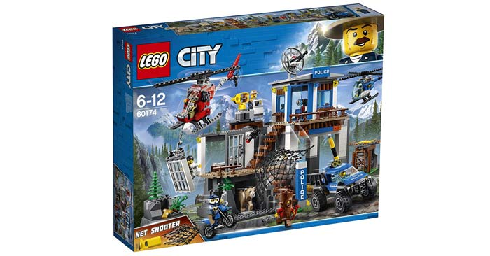 LEGO City 60174 Bergpolizei
