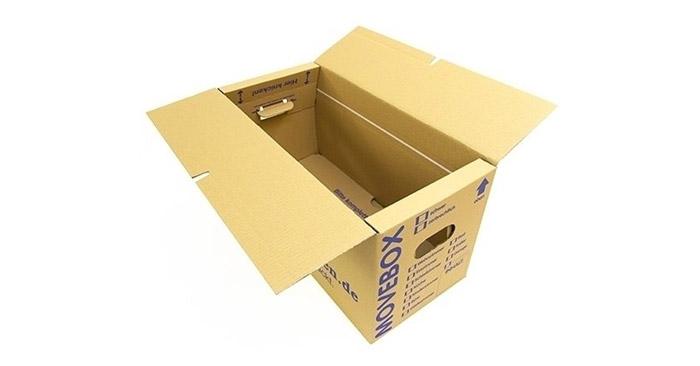 Movebox Umzugskartons Innenansicht