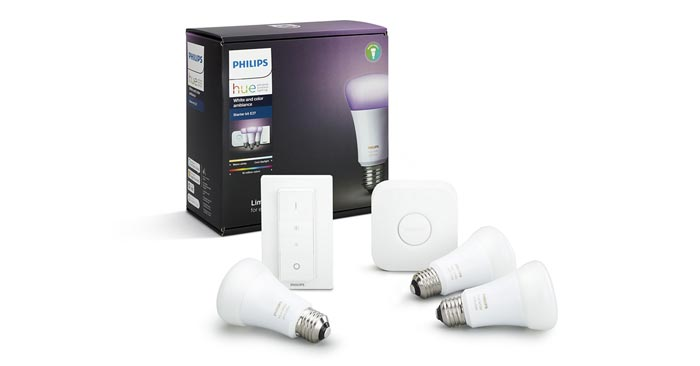 Philips Hue Cashback Aktion