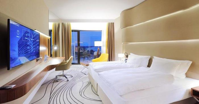 Radisson Blu Hotel Swinemünde Zimmer