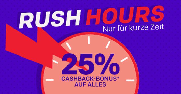 Rakuten Rush Hours