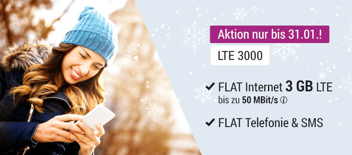 simply LTE 3000 Tarif