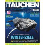 """Jahresabo der Zeitschrift """"Tauchen"""" für 86,40€ + 80€ Amazon Gutschein"""