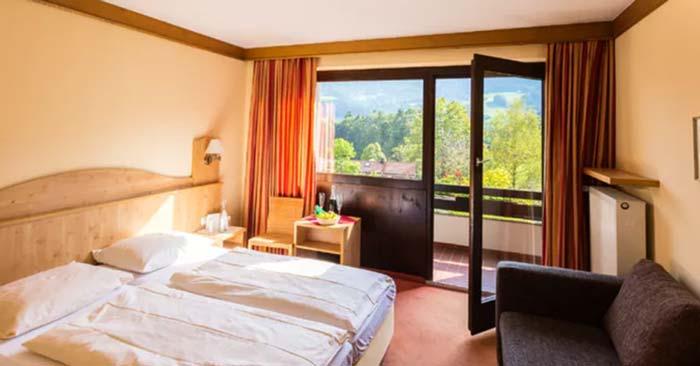 Landhotel Maiergschwendt Doppelzimmer