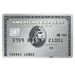American Express Platinum Card (aus Metall) + 75.000 Membership Rewards