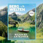 Jahresabo der Zeitschrift Bergwelten für 44€ + 40€ Amazon Gutschein