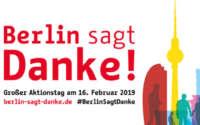 Berlin sagt Danke 2019 - Kostenloser Eintritt