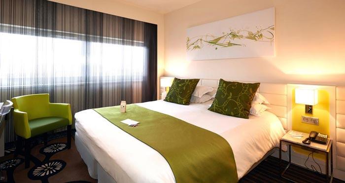Best Western Hotel Le Rhénan Zimmer