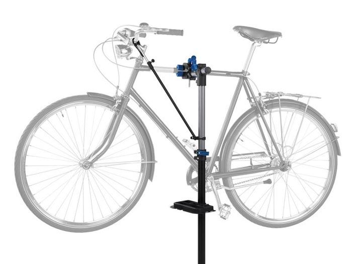 Crivit Fahrradmontageständer inkl. Fahrrad