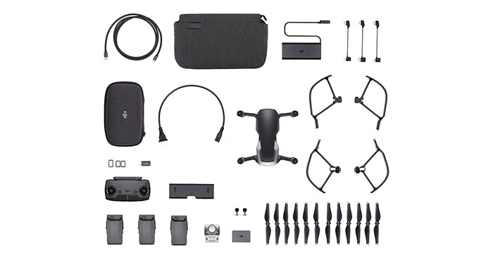 DJI Mavic Air Fly More Combo Amazon