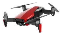 DJI Mavic Air Drohne rot